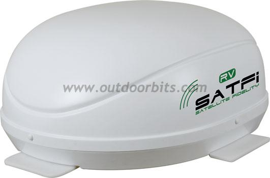 SatFi EU Autoskew Satellite Dome